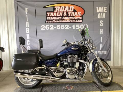 2013 Triumph Thunderbird Two-tone for sale at Road Track and Trail in Big Bend WI