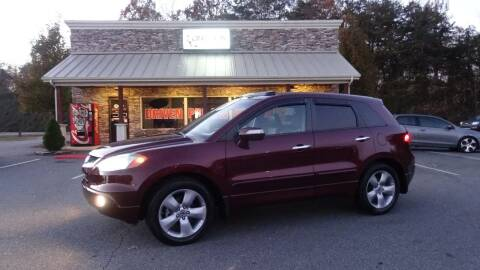 2009 Acura RDX for sale at Driven Pre-Owned in Lenoir NC
