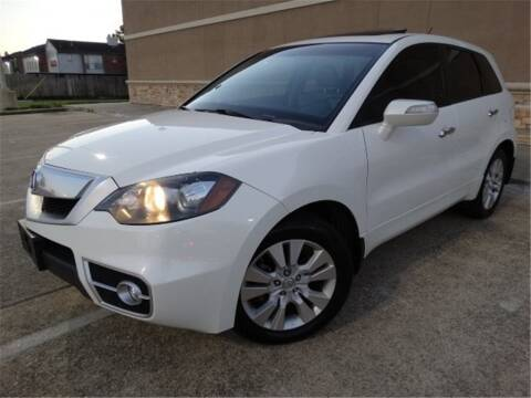 2012 Acura RDX for sale at Abe Motors in Houston TX