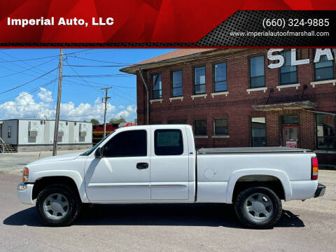 2004 GMC Sierra 1500 for sale at Imperial Auto, LLC - Imperial Auto Of Slater in Slater MO