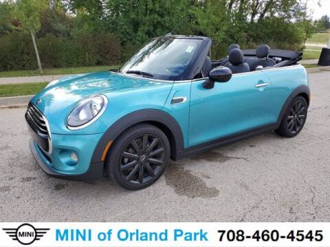 2018 MINI Convertible for sale at BMW OF ORLAND PARK in Orland Park IL