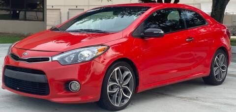 2014 Kia Forte Koup for sale at Mr Cars LLC in Houston TX
