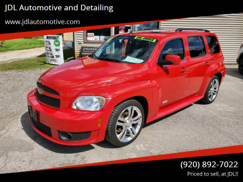2008 Chevrolet HHR for sale at JDL Automotive and Detailing in Plymouth WI
