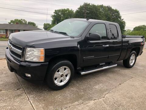 2010 Chevrolet Silverado 1500 for sale at E Motors LLC in Anderson SC