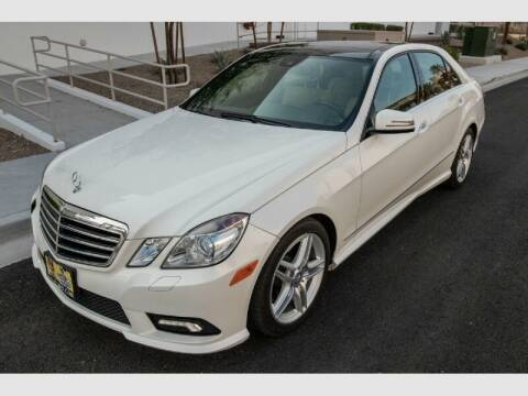 2011 Mercedes-Benz E-Class for sale at REVEURO in Las Vegas NV