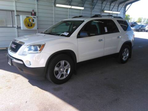 2012 GMC Acadia for sale at RT Auto Center in Quincy IL