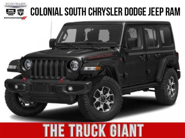2021 Jeep Wrangler Unlimited for sale in Dartmouth, MA