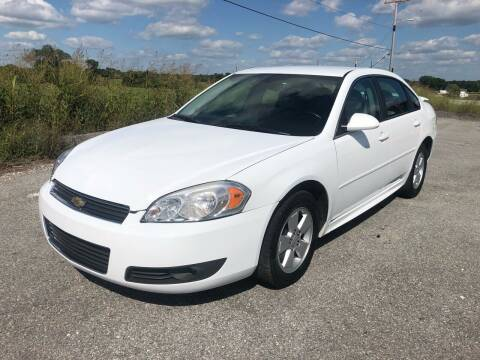 2011 Chevrolet Impala for sale at Champion Motorcars in Springdale AR