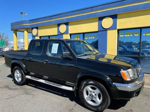 2000 Nissan Frontier for sale at Star Cars Inc in Fredericksburg VA