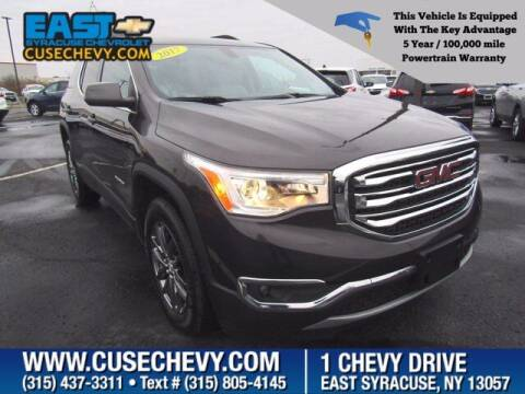 2017 GMC Acadia for sale at East Syracuse Performance Sales & Service in Syracuse NY