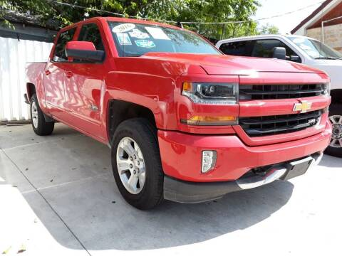 2016 Chevrolet Silverado 1500 for sale at Speedway Motors TX in Fort Worth TX