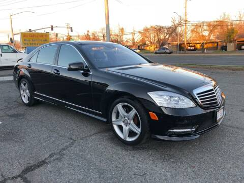 2010 Mercedes-Benz S-Class for sale at All Cars & Trucks in North Highlands CA