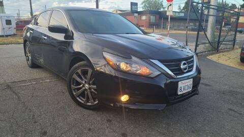 2016 Nissan Altima for sale at Paisanos Chevrolane in Seattle WA