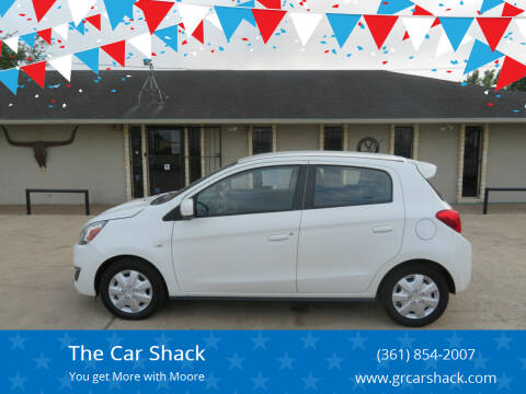 2017 Mitsubishi Mirage for sale at The Car Shack in Corpus Christi TX