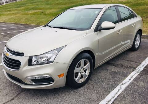 2015 Chevrolet Cruze for sale at Auto Titan in Knoxville TN