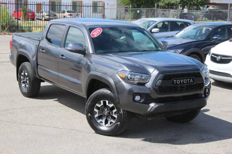 2017 Toyota Tacoma for sale at Car Bazaar INC in Salt Lake City UT