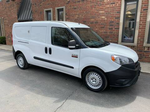 2017 RAM ProMaster City Cargo for sale at Riverview Auto Brokers in Des Plaines IL