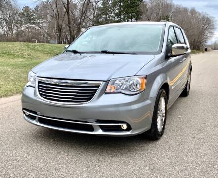2015 Chrysler Town and Country for sale at You Win Auto in Metro MN