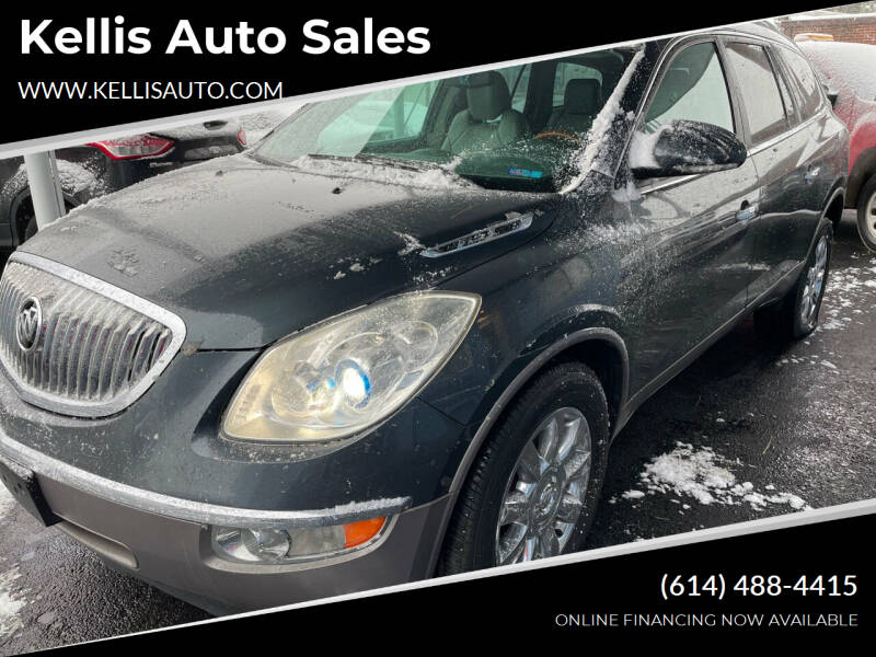 2011 Buick Enclave for sale at Kellis Auto Sales in Columbus OH