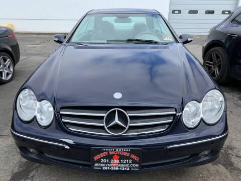 2003 Mercedes-Benz CLK for sale at JerseyMotorsInc.com in Teterboro NJ