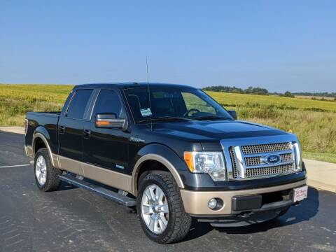 2012 Ford F-150 for sale at Bob Walters Linton Motors in Linton IN