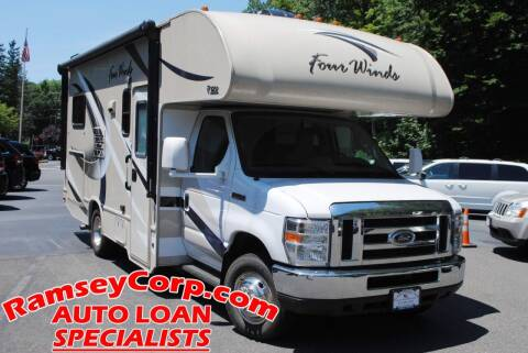 2016 Ford E-Series Chassis for sale at Ramsey Corp. in West Milford NJ
