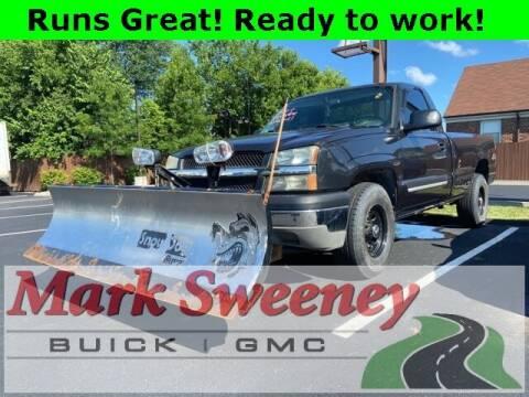 2004 Chevrolet Silverado 1500 for sale at Mark Sweeney Buick GMC in Cincinnati OH