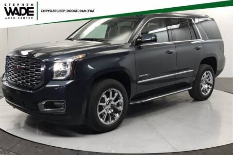 2020 GMC Yukon for sale at Stephen Wade Pre-Owned Supercenter in Saint George UT