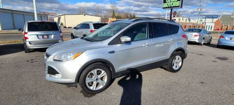 2014 Ford Escape for sale at CHILI MOTORS in Mayfield KY