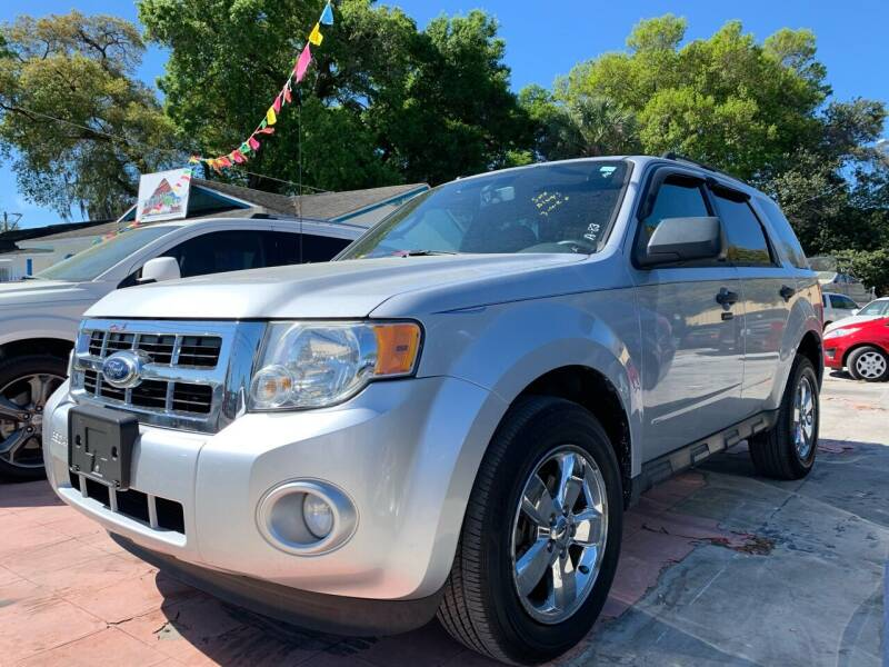 2010 Ford Escape for sale at Always Approved Autos in Tampa FL