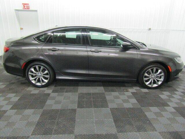 2016 Chrysler 200 for sale at Michigan Credit Kings in South Haven MI