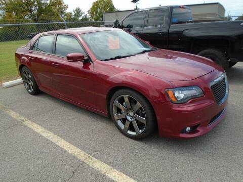 2014 Chrysler 300 for sale at PIEDMONT CUSTOM CONVERSIONS USED CARS in Danville VA