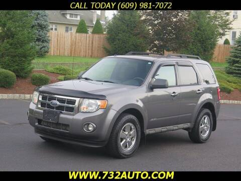 2010 Ford Escape for sale at Absolute Auto Solutions in Hamilton NJ
