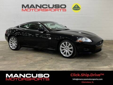 2009 Jaguar XK for sale at Mancuso Motorsports in Glenview IL