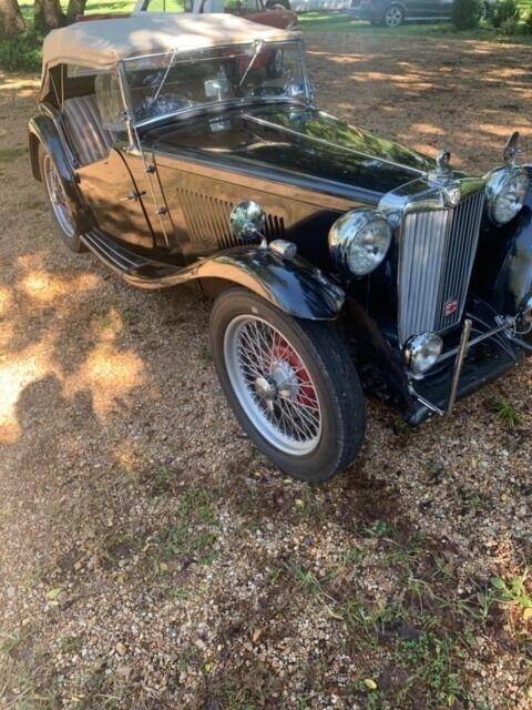 1948 MG MGTC