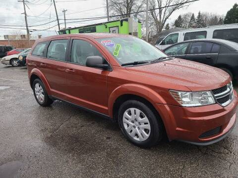 2014 Dodge Journey for sale at Johnny's Motor Cars in Toledo OH