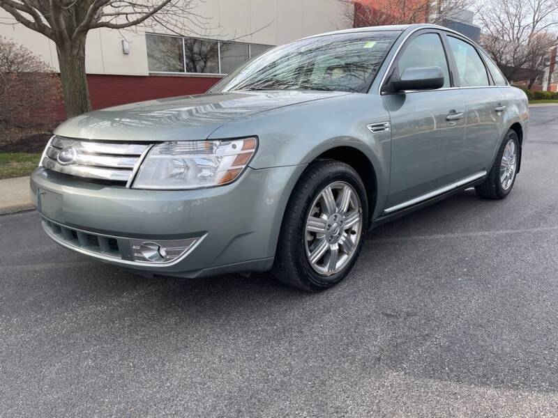 2008 Ford Taurus for sale at Northeast Auto Sale in Wickliffe OH