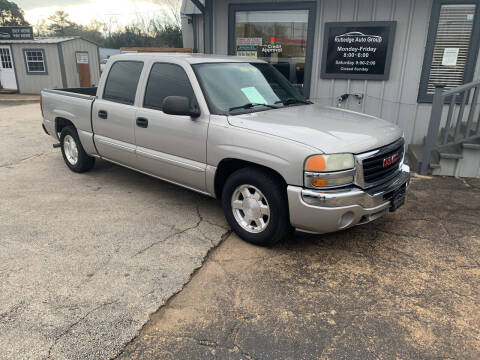 2005 GMC Sierra 1500 for sale at Rutledge Auto Group in Palestine TX