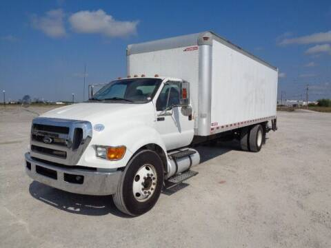 2015 Ford F-650 Super Duty for sale at SLD Enterprises LLC in Sauget IL
