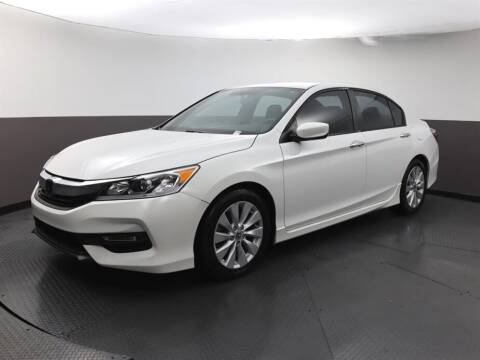 2016 Honda Accord for sale at Florida Fine Cars - West Palm Beach in West Palm Beach FL