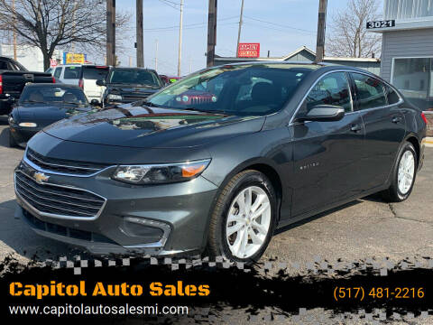 2017 Chevrolet Malibu for sale at Capitol Auto Sales in Lansing MI