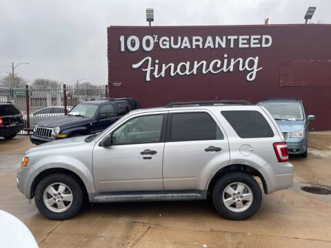 2009 Ford Escape for sale at MTA Auto in Detroit MI