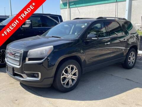2013 GMC Acadia for sale at Community Buick GMC in Waterloo IA