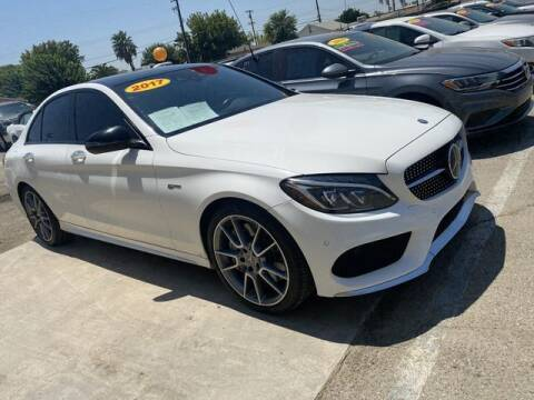 2017 Mercedes-Benz C-Class for sale at New Start Motors in Bakersfield CA