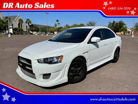 2015 Mitsubishi Lancer for sale at DR Auto Sales in Scottsdale AZ