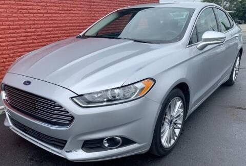 2016 Ford Fusion for sale at Cars R Us in Indianapolis IN