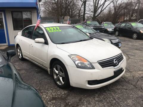 2007 Nissan Altima for sale at Klein on Vine in Cincinnati OH