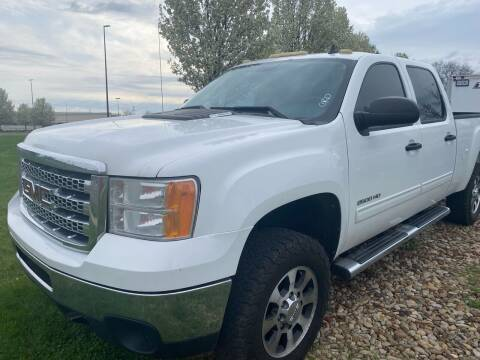 2013 GMC Sierra 2500HD for sale at Boardman Auto Exchange in Youngstown OH