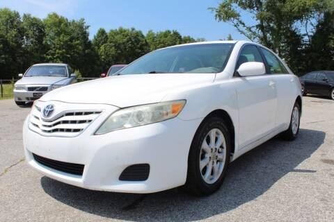 2010 Toyota Camry for sale at UpCountry Motors in Taylors SC