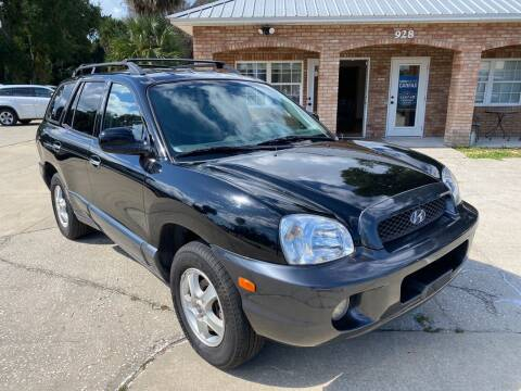 2001 Hyundai Santa Fe for sale at MITCHELL AUTO ACQUISITION INC. in Edgewater FL